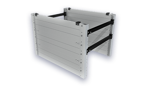 Aluminum Trench Box